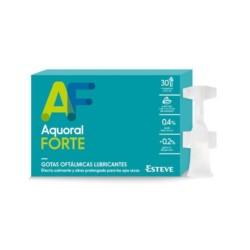 Aquoral forte C/A Hialurónico 0.4% Gostas Oftalmicas esteriles