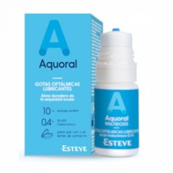 Aquoral Multidosis 0.4% 10ML