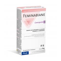 Pileje Feminabiane Concepcion 30 Comprimidos + 30 Capsulas