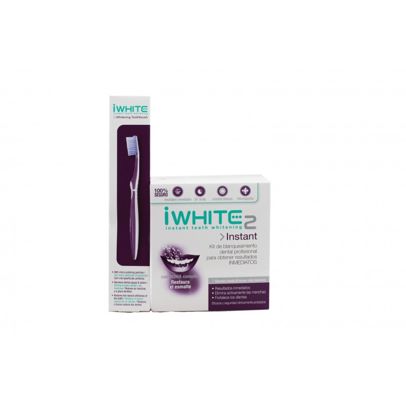 iWhite Smile Box Kit Blanqueador Instant