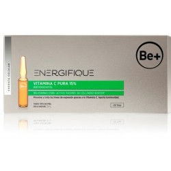 Be+ Ampollas vitamina C 10 x 2 ml