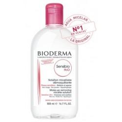 Bioderma Sensibio H2O Solución Micelar 500 ml