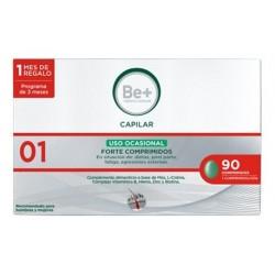 Be+ Capilar Anticaida Uso Estacional Forte 90 Comprimidos