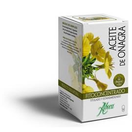 Aboca Fitoconcentrado Aceite de Onagra 50 Capsulas