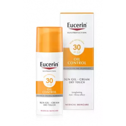 EUCERIN SOLAR F30+ GEL CREMA OIL CONTROL DRY TOUCH 50 ML