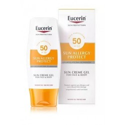 EUCERIN SOLAR F50+ ALLERGY GEL CREMA 150 ML