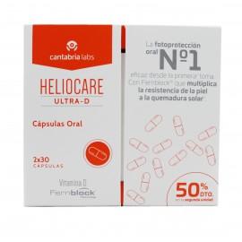 Heliocare Ultra D Capsulas Duplo