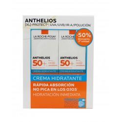 La Roche Posay Anthelios Duplo Gel-Crema Toque Seco SPF50+ 2x50ml