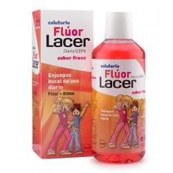 Lacer Fluor Diario 0.05% Fresa 500 ml