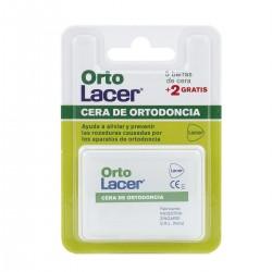 Lacer Ortolacer Cera de Ortodoncia 7 Barras