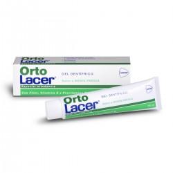 Lacer Ortolacer Gel Menta 75 ml