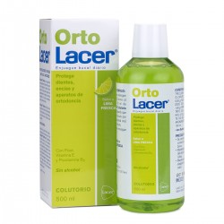 LACER ORTOLACER COL.LIMA FRESCA 500ML.
