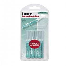 Lacer Cepillo Interdental Recto Extrafino 10 Unidades