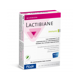 Pileje Lactibiane Immuno 30 Comprimidos