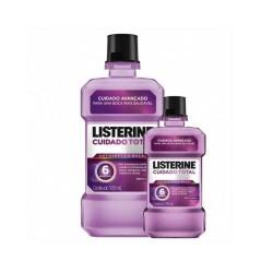 Listerine Cuidado Total Promo 500ml + 250ml