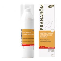 Pranarom Aceite de Masaje Articulaciones Flexibles 100 ml
