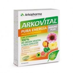 Arkovital Pura Energia Inmunoplus 30 Comprimidos
