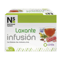 NS Laxante Infusion 20 Sobres
