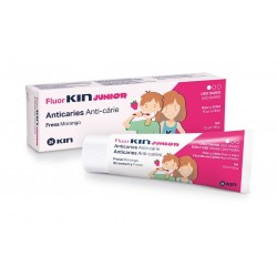 Fluor Kin Junior Gel Dentifrico 75 ml