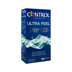 Control Ultra Feel 10 Unidades