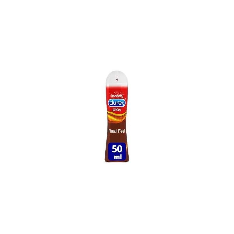 Durex lubricante play Real Feel 50 ml