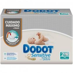Dodot Sensitive Toallitas 108 uds