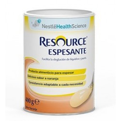 Nestle Resource Espesante Sabor Naranja 400g