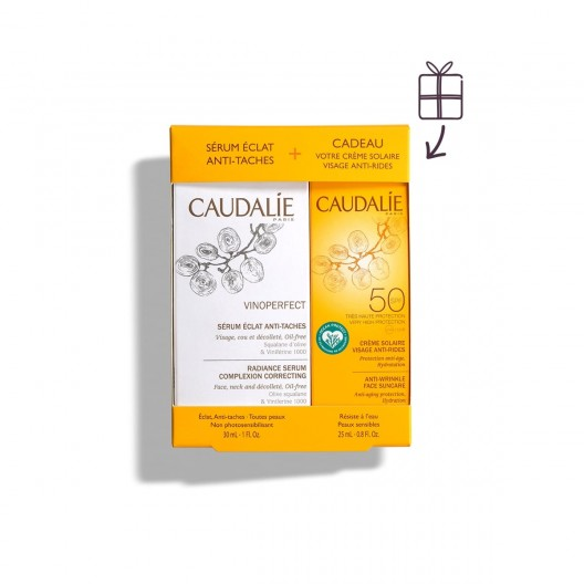 Caudalie Pack VinoPerfect Ritual Luminosidad Antimanchas