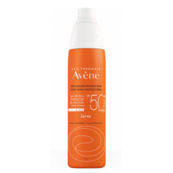 AVÈNE SPRAY 50+ 200 ML