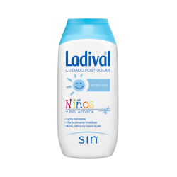 Ladival After Sun Crema Hidratante Niños y Pieles Atopicas 200 ml