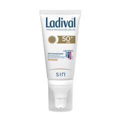 Ladival Accion Antimanchas Color SPF50+ 50 ml