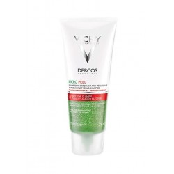 Dercos Micro Peel Champu Exfoliante Anticaspa 200 ml
