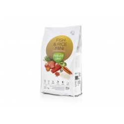 Natura Diet Fish & Rice Mini 3 Kg