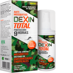 Dexin Total Locion Anitmosquitos 100 ml