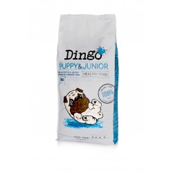 Dingo Puppy & Junior 15 Kg