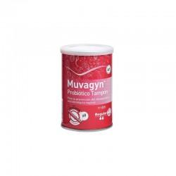 Muvagyn Probiotico Tampon Tamaño Regular con Aplicador 9 Uds