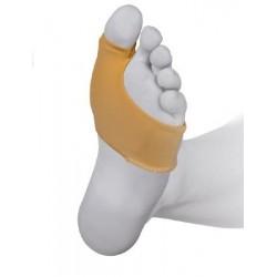 Protector elástico para juanete con almoh/silicona. L.