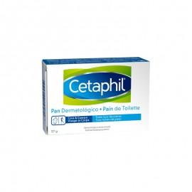 Cetaphil Pan Dermatologico Jabon 125 gr