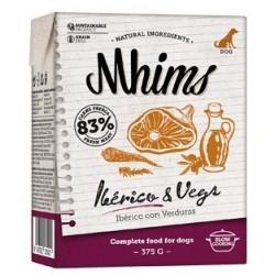Mhims Alimento Perros con Iberico y Verduras 375 g