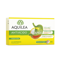 Aquilea Antiacido 24 Comprimidos