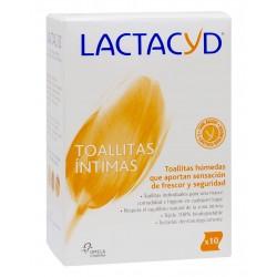 Lactacyd Toallitas Intimas 10 Unidades