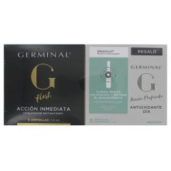 Pack Germinal Acción Inmediata + Antioxidante Día Ampollas