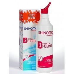 Rhinomer Fuerza 3 135 ml + 33% Gratis