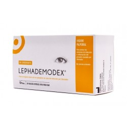 Lephademodex Toallitas Estériles Higiene Ocular Thea 30 Uds