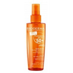 Bioderma Photoderm Bruma Solar Invisible SPF50 UVA27 Spray 200 ml