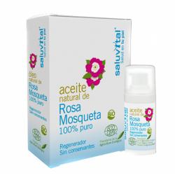 Saluvital Aceite Rosa Mosqueta ECO 15 ML