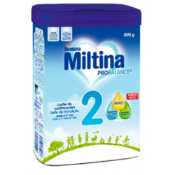 Miltina 2 Probalance Leche de Continuación 800GR