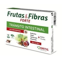 Ortis Frutas & Fibra Forte 12 Cubos