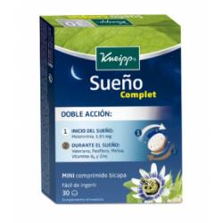 Kneipp Sueño Complet 30 Tabletas