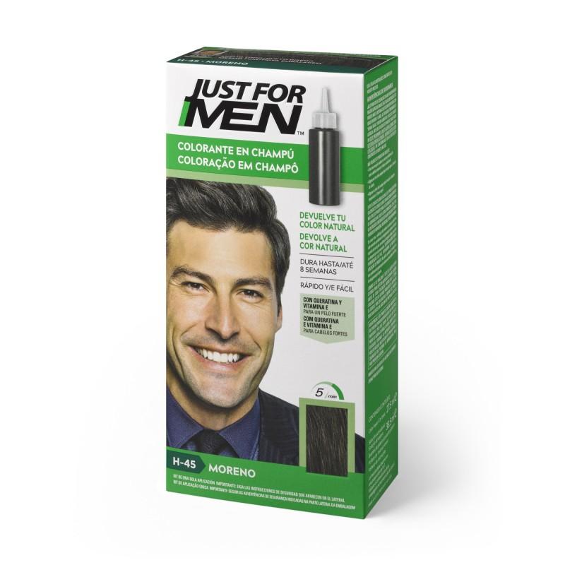 CHAMPU JUST FOR MEN MORENO
